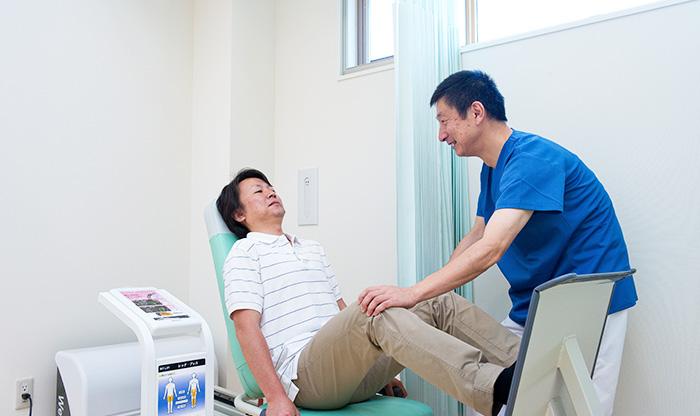 リハビリテーション治療器械
